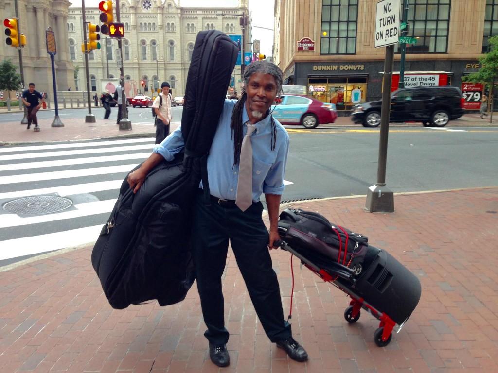 Bert Harris and Mélange Jazz Trio, private event, Marriott Downtown, June 22