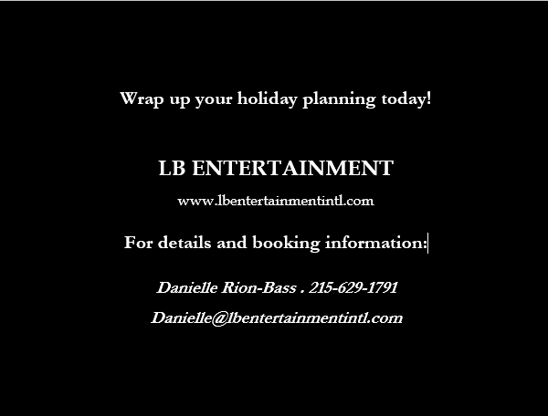 Holiday Entertainment Planning