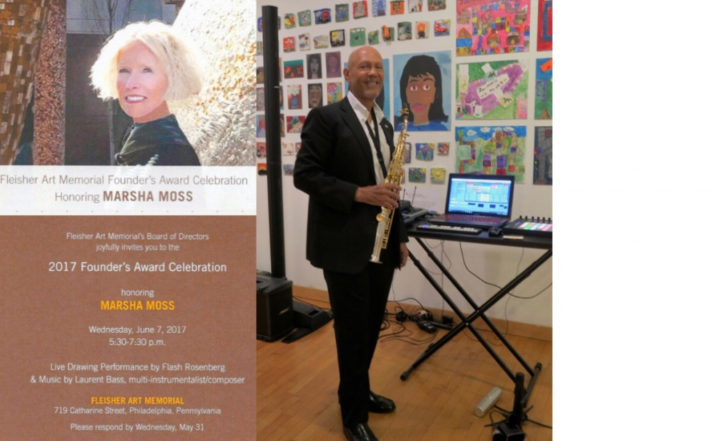 Fleisher Founder's Award/Marsha Moss