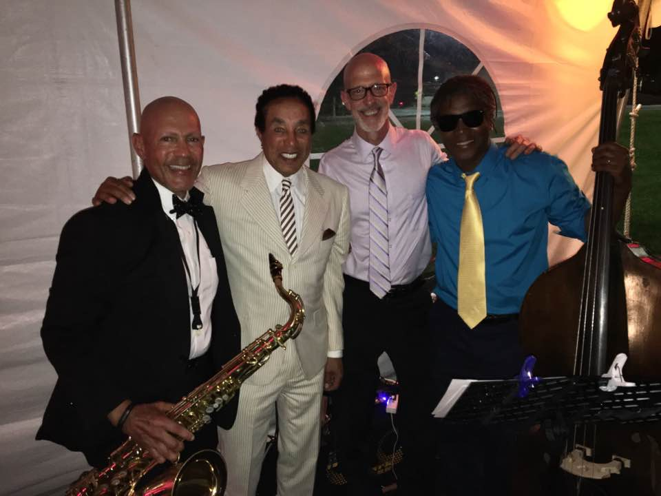Mélange and Smokey Robinson - Cars Cigars 2017 - The Capital Grille KOP