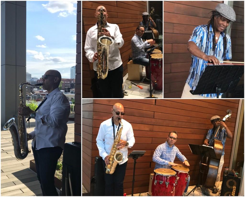 Mélange Jazz Collective, Bridge on Race
